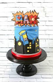 378 best superhero cakes images on pinterest superhero cake