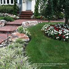 Front Porch Landscaping Ideas by Walkway Ideas To Create Exquisite Curb Appeal