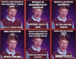 Blb Meme - talan memmott page 2 meme culture alienation capital and