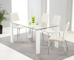 Glass And Oak Dining Table Set Home Design Trendy White Dining Table Set Uk Oak And Grey Sets