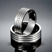 kamea svadobne obrucky silver wedding rings 9639 kamea