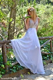 white wedding dress grecian gown wedding dress greek long