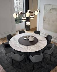 table ronde avec chaises eblouissant salle a manger table ronde design salon chaise eliptyk