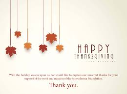 email happy thanksgiving scleroderma foundation