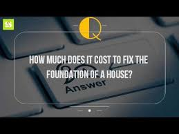 how much does it cost to fix a brake light how much does it cost to fix the foundation of a house youtube