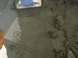 Cover Cracked Concrete Patio by How To Give A Tile Facelift To An Ordinary Concrete Porch How