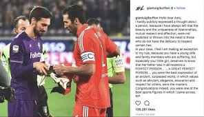 Soccer Memes Facebook - soccer memes gigi buffon s beautiful tribute to davide facebook