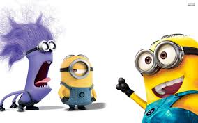 despicable me halloween background hd minion wallpapers group 76