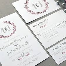Monogram Wedding Invitations Best Monogram Invitations Products On Wanelo