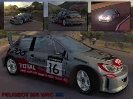peugeot 206 rally trackmania carpark u2022 3d models u2022 peugeot 206 wrc