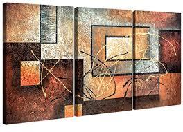 home art abstract art giclee canvas prints modern art framed