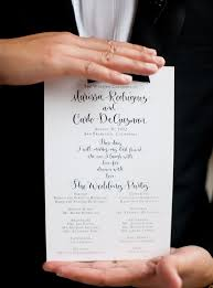 bling wedding programs 20 best wedding programs design projects images on