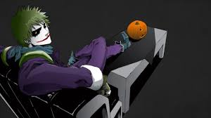 ichigo kurosaki in the joker costume walldevil
