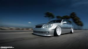 lexus gs300 stance stanced dumped bagged lexus gs300 4 dakos3