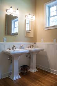 bathroom contemporary bathroom decor ideas with wricker bathroom gorgeous contemporary bathroom design ideas with pedestal