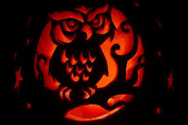 cute owl pumpkin carving pattern bird pumpkin carving stencils and patterns