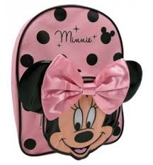 book bags with bows minnie mouse backpack with bow pink juz kidz online