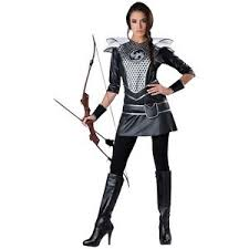 katniss costume katniss everdeen costume hunger fancy dress