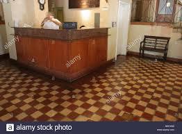 Reception Desk Miami Miami Florida Drive Paradise Hotel Deco