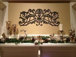 kitchen mantel decorating ideas interior fabulous mantel christmas decorating ideas bring stunning