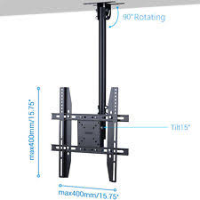 Vaulted Ceiling Tv Mount by Tv Pole Mount Ebay