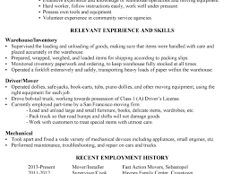 Warehouse Resume Template Custodian Resume Examples Entry Level Janitor Cover Letter