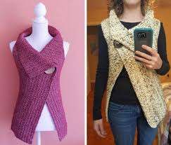 crochet wrap crochet peekaboo button wrap easy free pattern