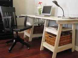 sawhorse desk legs coaster adjustable writing desk with sawhorse