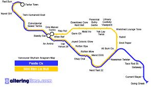vancouver skytrain map vancouver skytrain anagram map allen pike
