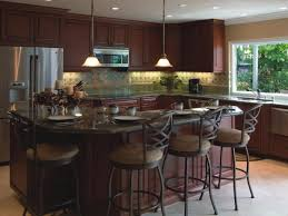 kitchen island used classic kitchen layouts with cherry kitchen cabinet with storage