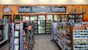 Replenish travelcenters of america