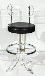 bar stools acrylic makeup vanity bar height dining table gold