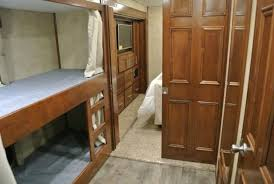 Equine RV Equine Motorcoach - Rv bunk beds