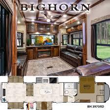 heartland 5th wheel floor plans 173 best bighorn luxury full time fifth wheel images on pinterest