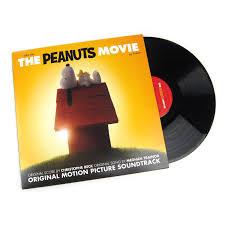 peanuts christmas soundtrack christophe beck the peanuts soundtrack vinyl 2lp