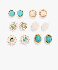 aldo earrings bright stud earrings aldo accessories summer must haves
