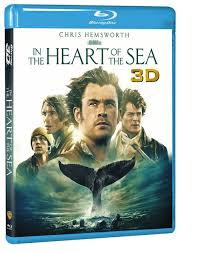 in the heart of the sea blu ray details u0026 release date revealed