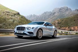 blue bentley 2016 bentley continental gt family gets styling and performance upgrades