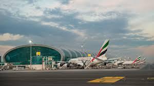 dubai interntional airport intercare limited