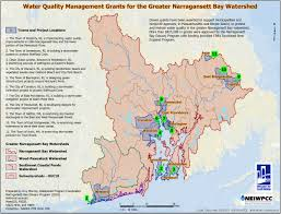 Oakland University Map Over 815 000 In Grants Approved For Projects In The Narragansett