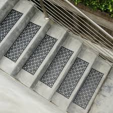 picture rubber stair treads create outdoor safety use rubber