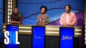 black jeopardy with drake snl youtube