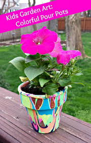 Garden Diy Crafts - craft ideas for kids mothers day or teacher appreciation