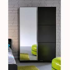 porte de chambre pas cher armoire 2 portes achat vente armoire de chambre