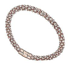 gold guess bracelet images Guess womens ladies jewellery ubb81334 glamazon glisten rose gold jpg