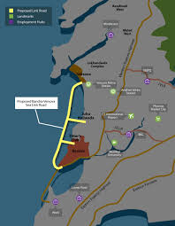 Mumbai Map Bandra Versova Sea Link Future Project In Mumbai Map View Hdfc Red
