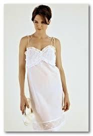 the feminine fifties ladies luxury designer cotton sleepwear