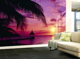 Bedroom Purple Wallpaper - wall ideas wall mural bedroom bedroom wall murals ireland wall