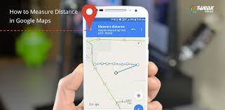 distance between two points map how to measure distance in maps