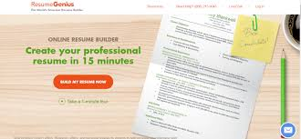 How To Make Resume Stand Out Online by 21 Resume Builders To Make A Stunning Cv Online Alphagamma